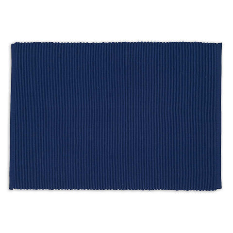 Wholesale - Deep Sea Blue Placemat - DII Design Imports - 1