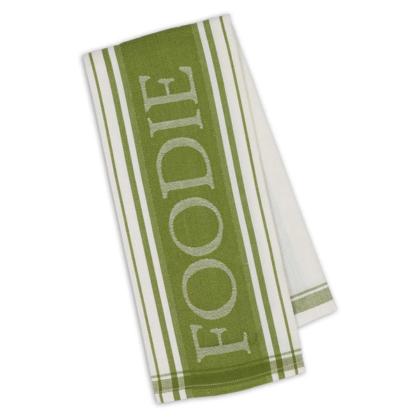 Wholesale Parsley Foodie Jacquard Dishtowel - DII Design Imports