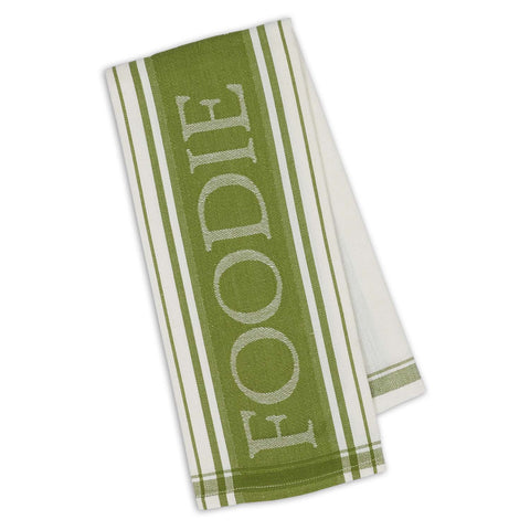 Wholesale - Parsley Foodie Jacquard Dishtowel - DII Design Imports