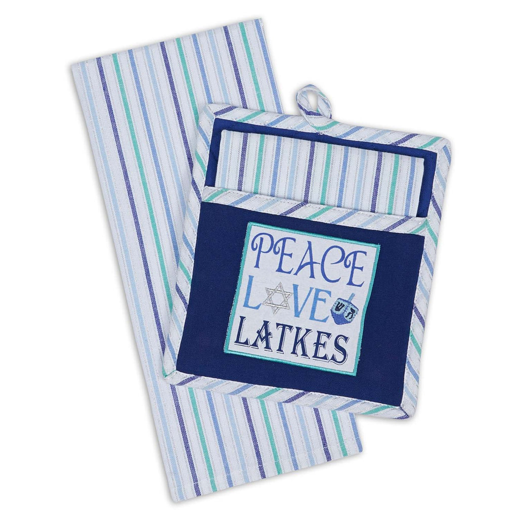 Peace Love Latkes Gift Set