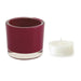 Red Tea Light Candle Holder - DII Design Imports