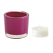 Wholesale Hot Pink Tea Light Candle Holder - DII Design Imports