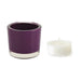 Plum Tea Light Candle Holder - DII Design Imports