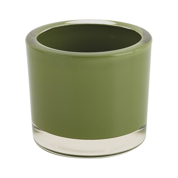 Wholesale - Lime Green Tea Light Candle Holder - DII Design Imports - 2
