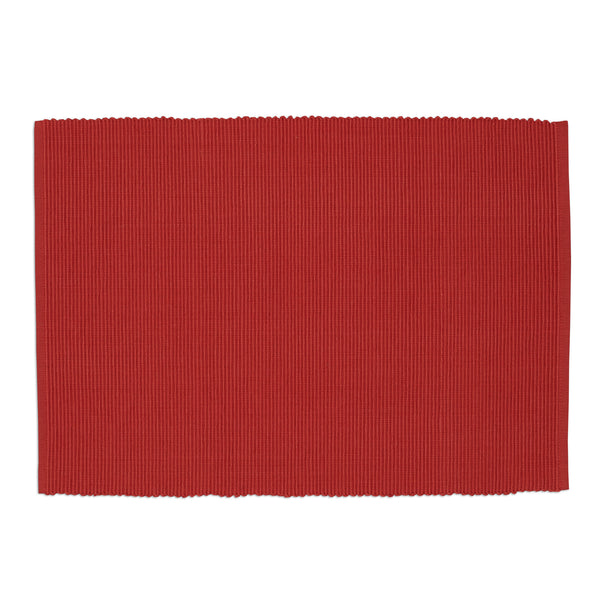 Habanero Red Placemat - DII Design Imports
