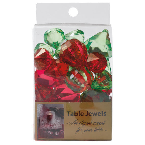 Wholesale - Classic Holiday Decorative Jewels - DII Design Imports