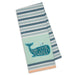 You're S'Whale Embellished Dishtowel