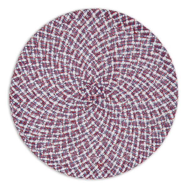 Wholesale Americana Braided Placemat - DII Design Imports