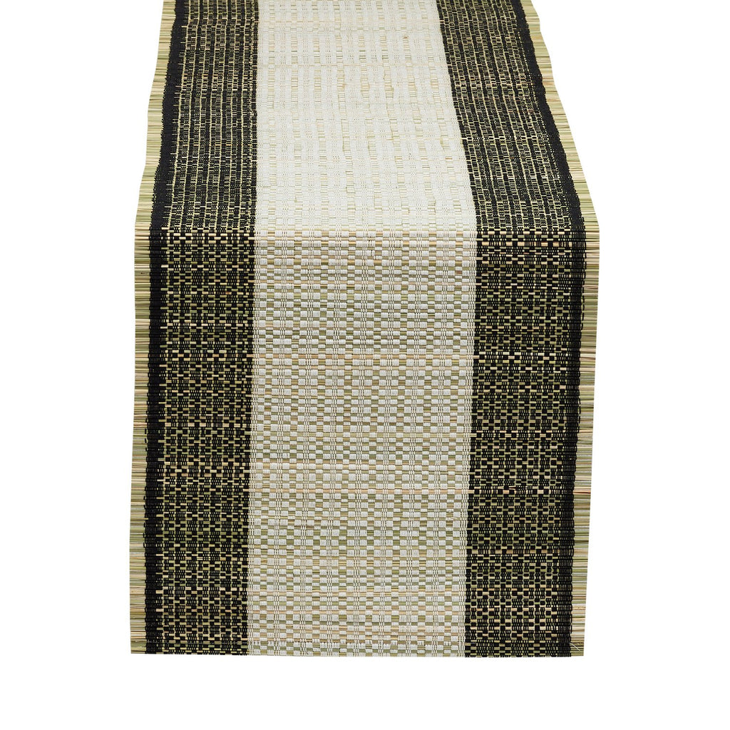 Urban Oasis Reed Table Runner - DII Design Imports