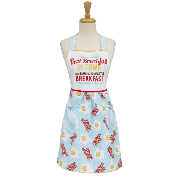 Wholesale Best Breakfast Printed Apron - DII Design Imports