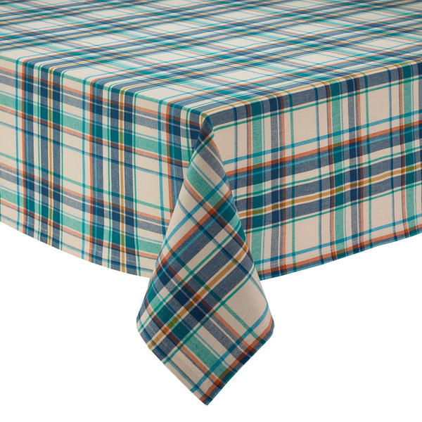 Wholesale Happy Camper PlaidTablecloth - DII Design Imports