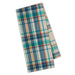 Happy Camper Plaid Dishtowel - DII Design Imports