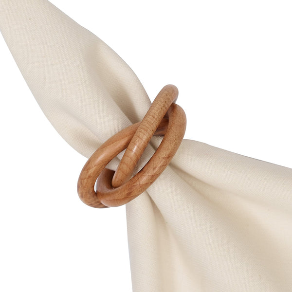 Wood Rings Napkin Ring - DII Design Imports