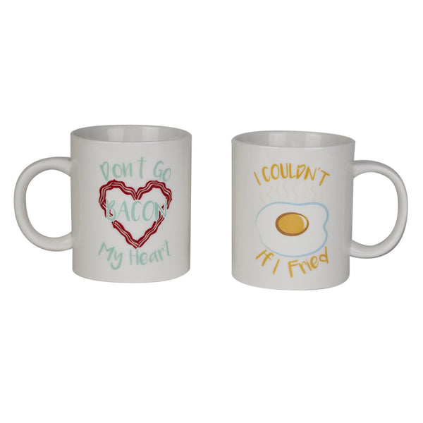 Breakfast Mugs - DII Design Imports