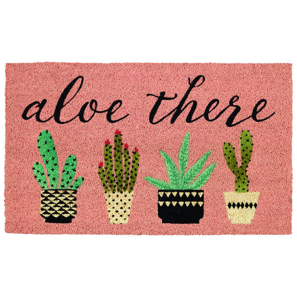 Wholesale Aloe There Doormat - DII Design Imports