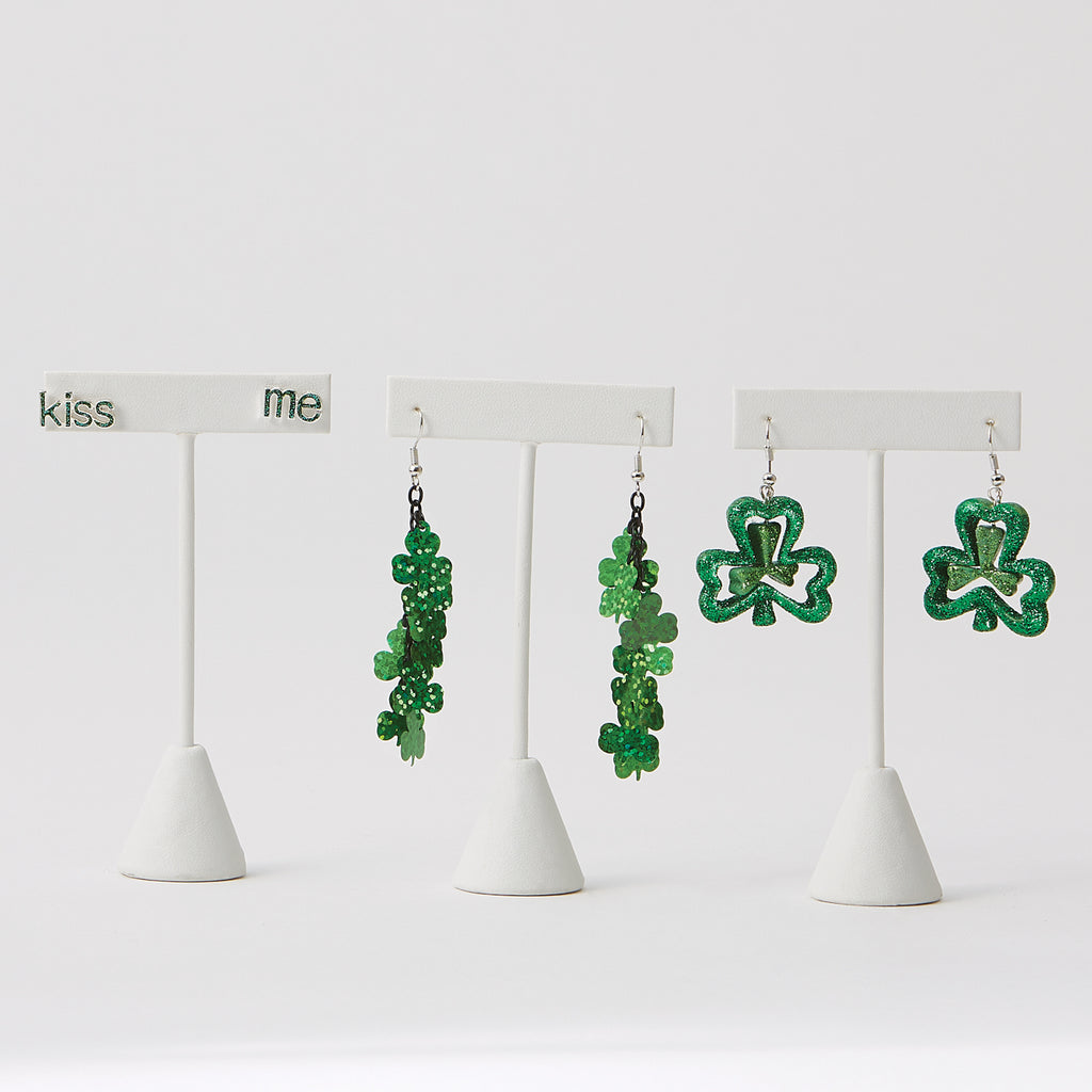 Luck of the Irish Earrings - DII Design Imports