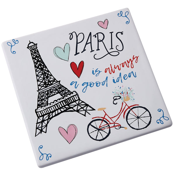 Wholesale Paris Good Idea Trivet - DII Design Imports