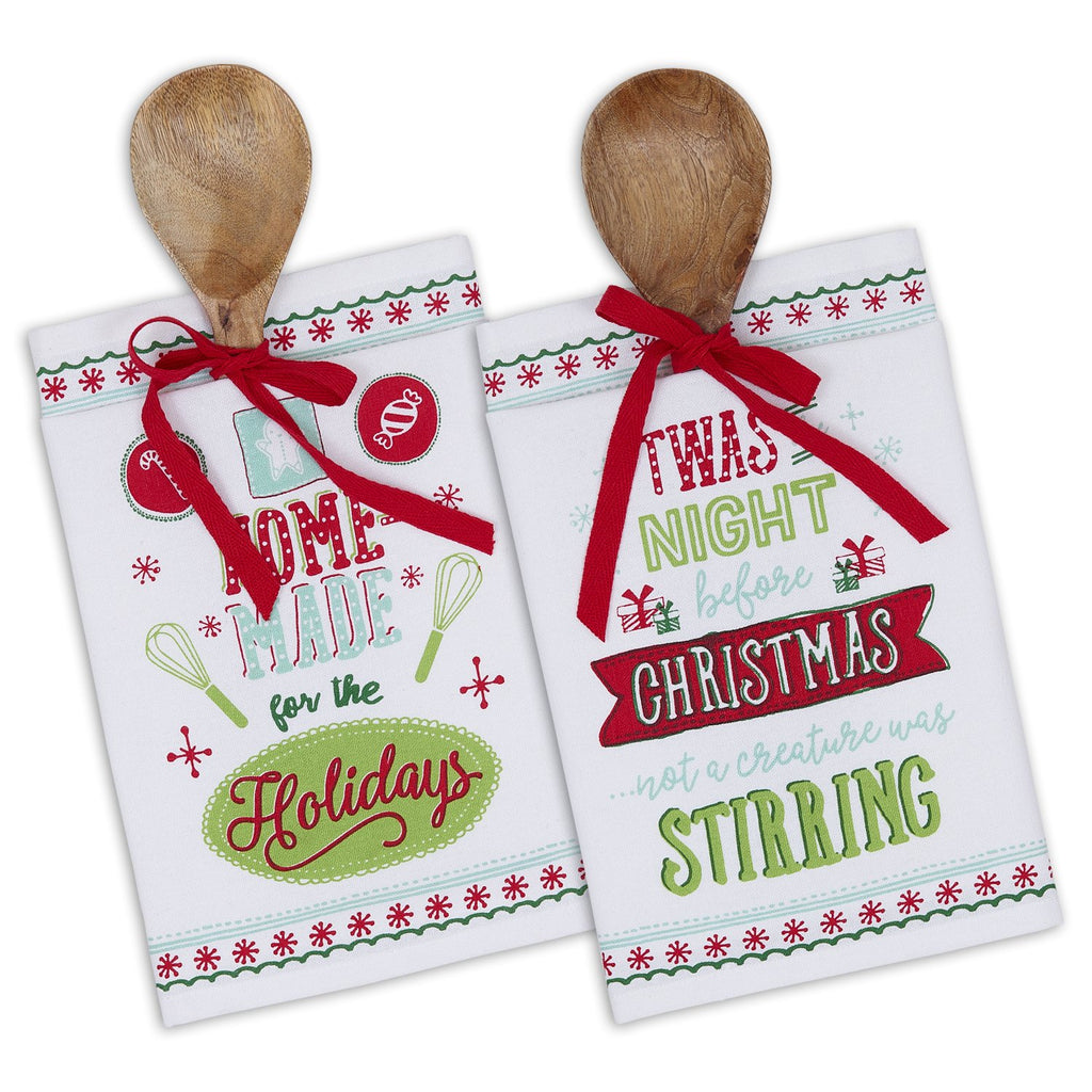 Holiday DT + Spoon Gift Set Mixed Pack