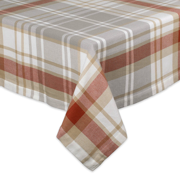 Cozy Picnic Plaid Tablecloth