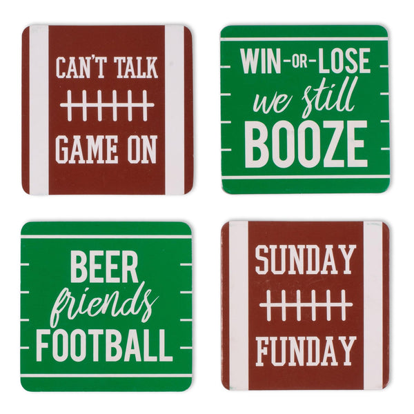 Game Day Printed Coasters