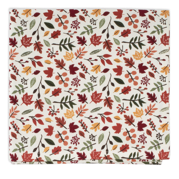 Harvest Leaves Printed Napkin