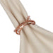 Wholesale Copper Rings Napkin Ring - DII Design Imports