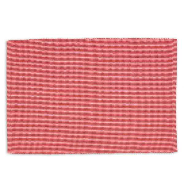 Red Gelato Stripe Placemat - DII Design Imports