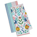 Wholesale Easter Folk Garden Dishtowel Set of 2 - DII Design Imports
