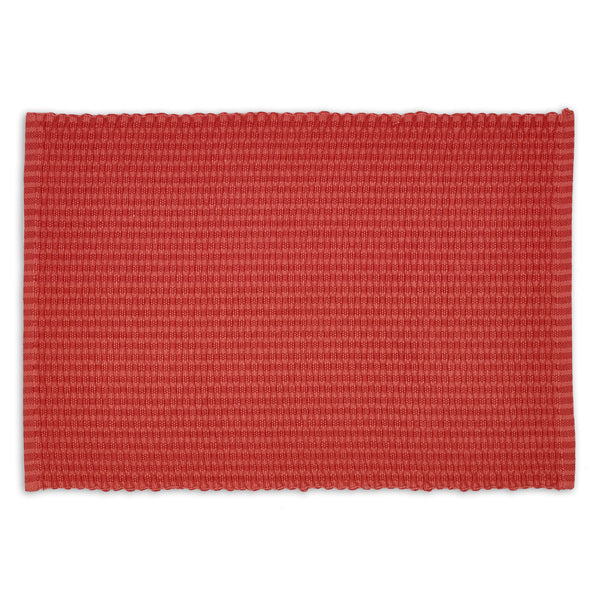 Coral Isle Dobby Diamond Placemat - DII Design Imports