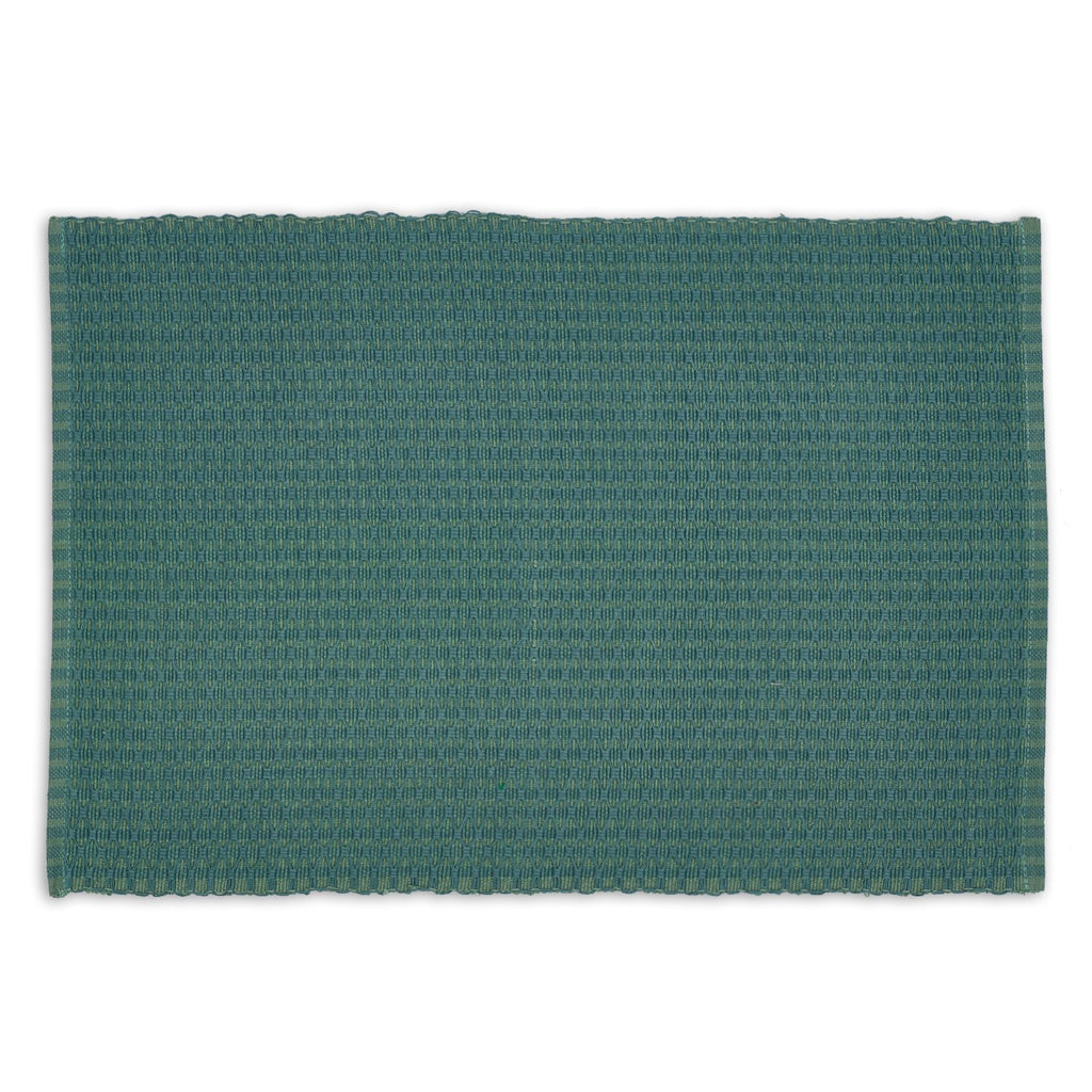 Wholesale Patina Green Dobby Diamond Placemat - DII Design Imports