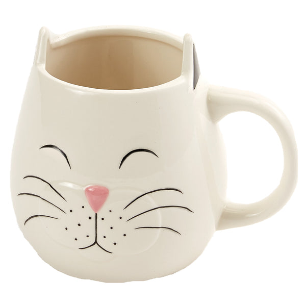 Wholesale - Cat Mug - DII Design Imports