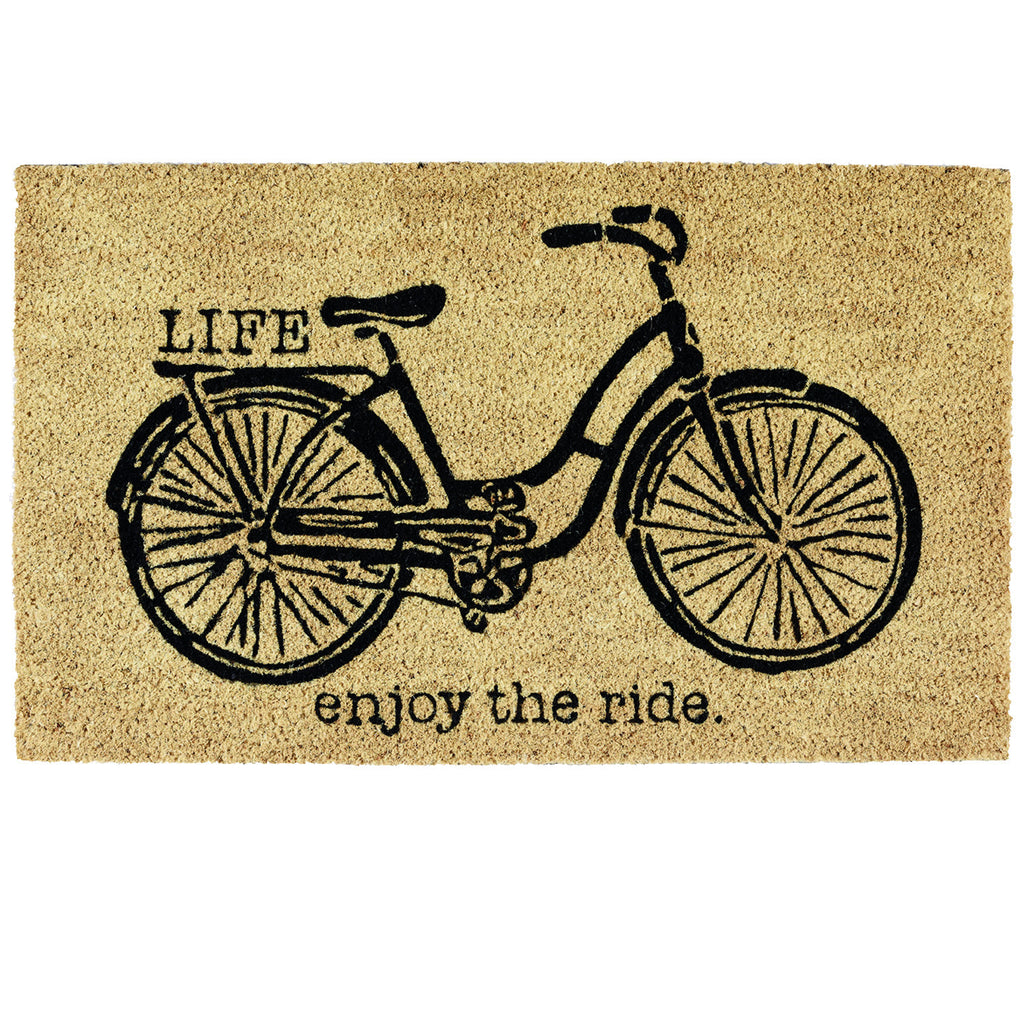Bicycle Doormat - DII Design Imports