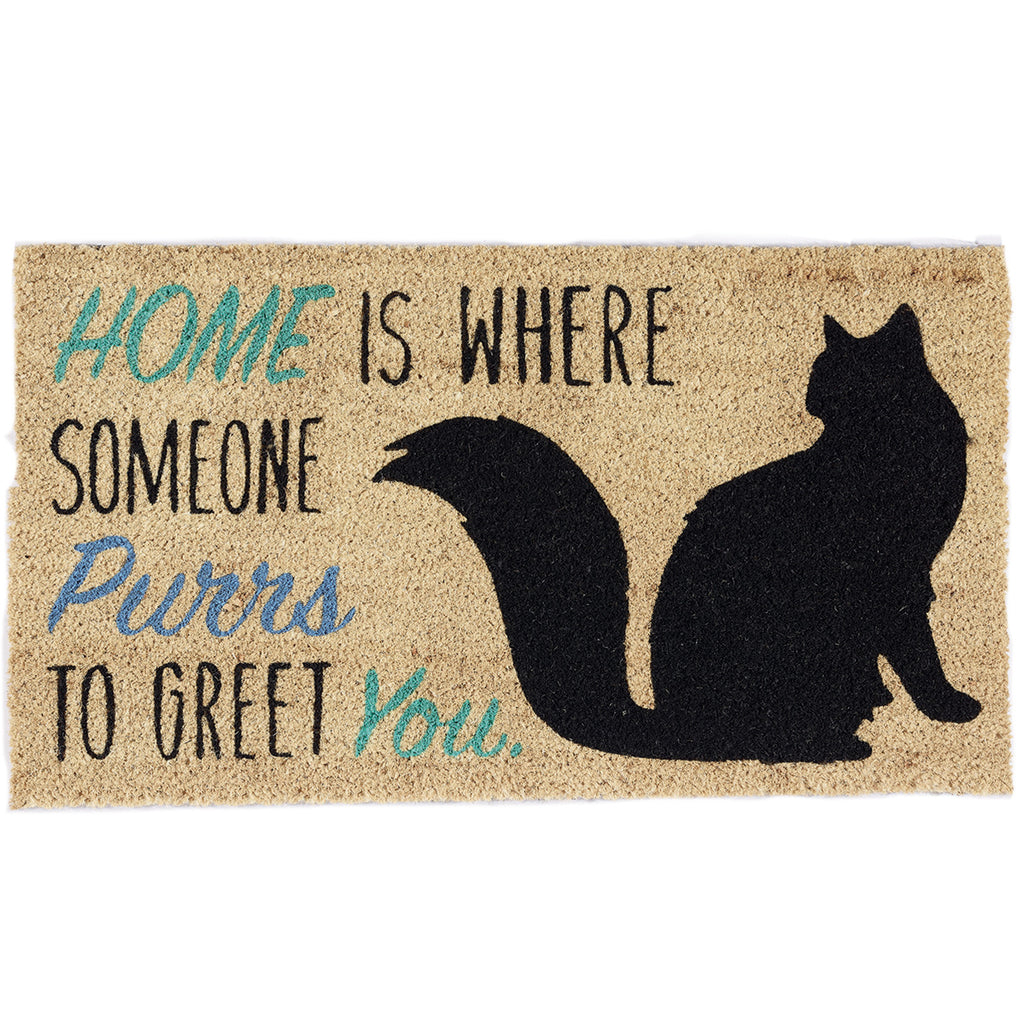 Home Cat Doormat - DII Design Imports