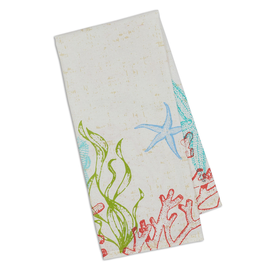 Wholesale Lagoon Printed Dishtowel - DII Design Imports