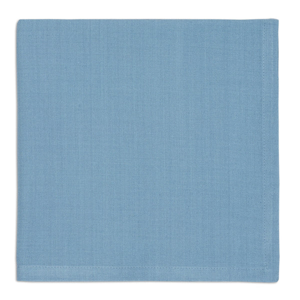 Faded Denim Napkin - DII Design Imports