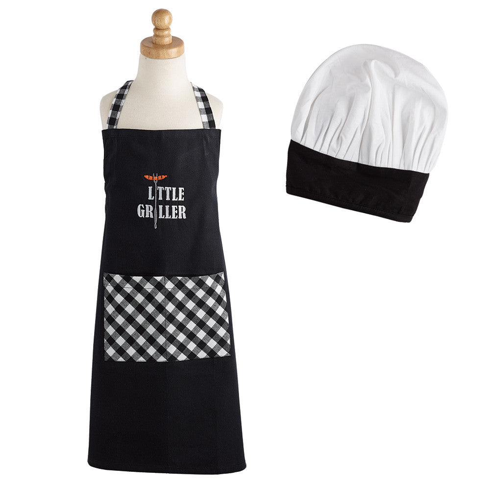 Wholesale Little Griller Children's Chef Gift Set - DII Design Imports