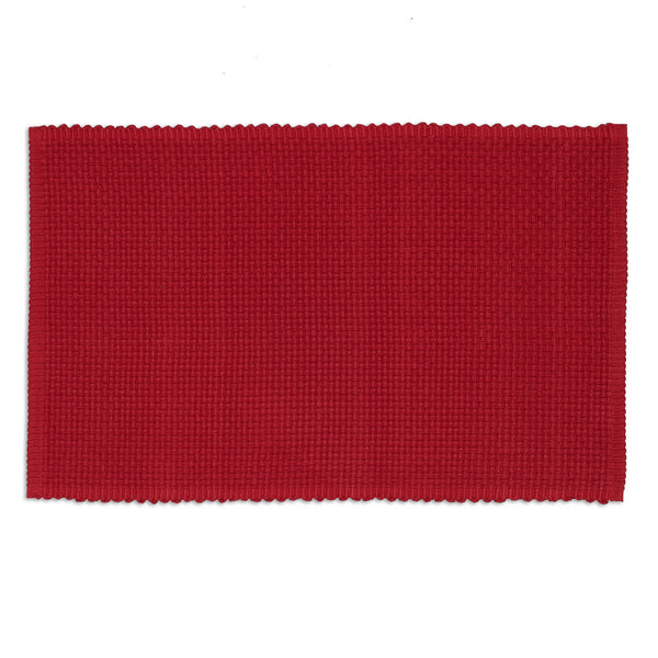 Cardinal Chunky Weave Placemat - DII Design Imports