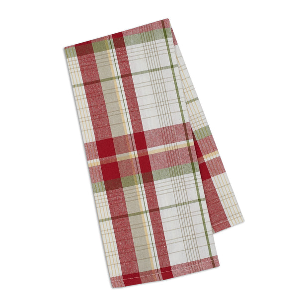 Wholesale Orchard Plaid Dishtowel - DII Design Imports