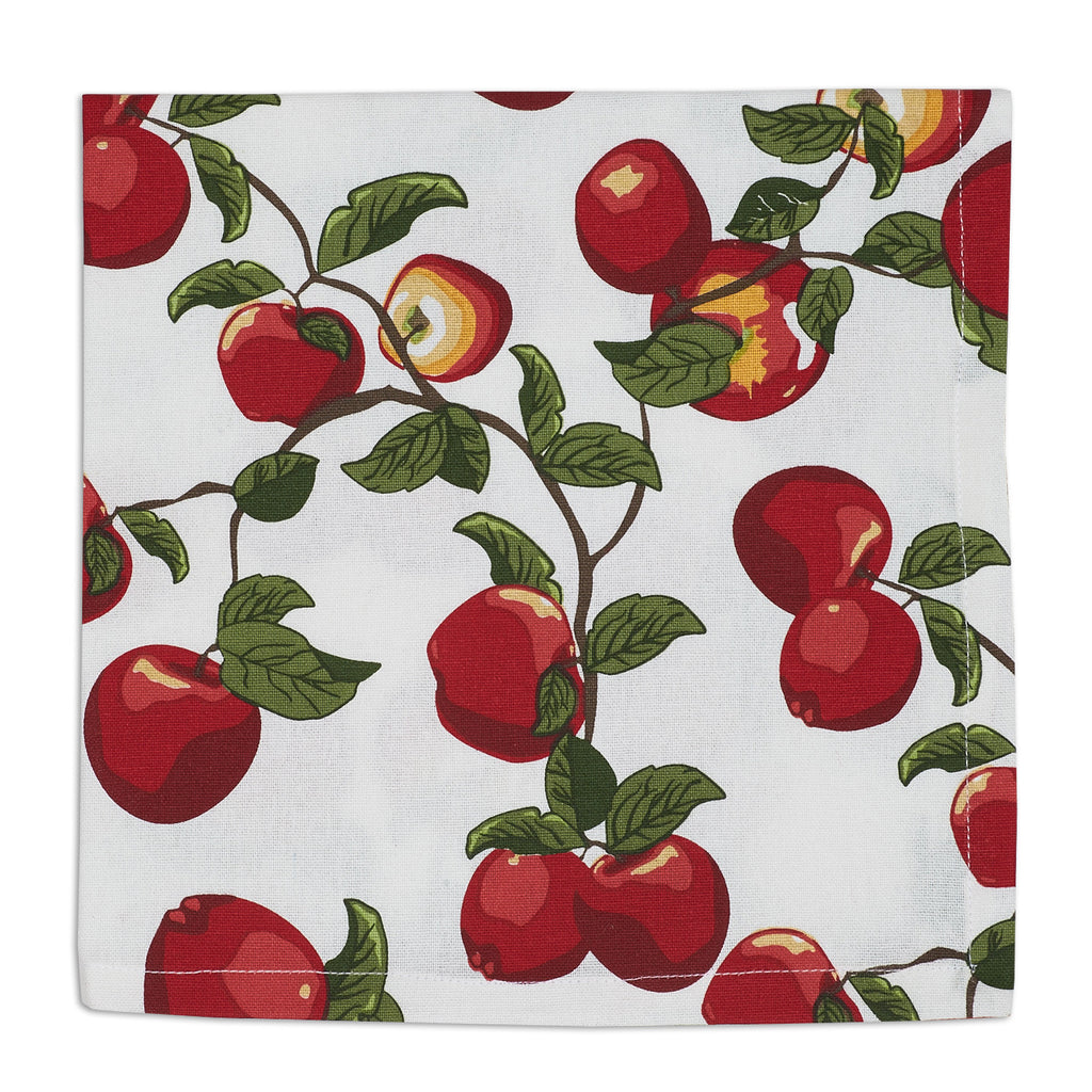 Apple Orchard Print Napkin - DII Design Imports