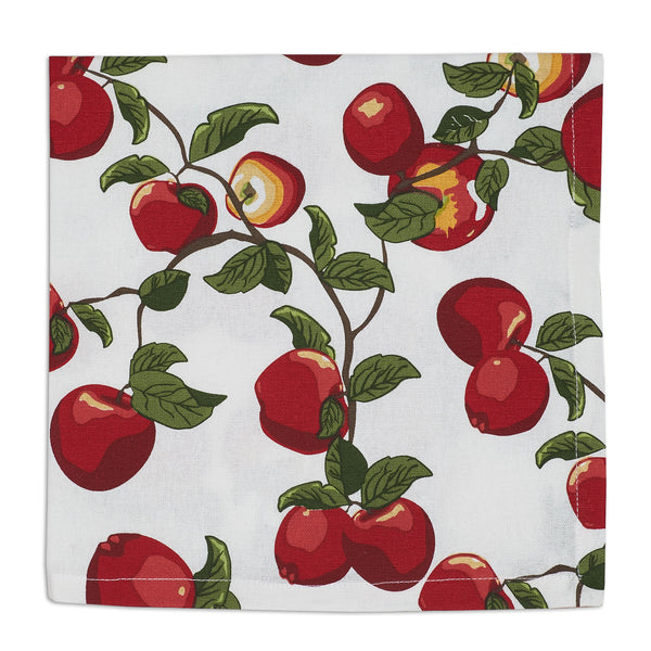 Wholesale Apple Orchard Print Napkin - DII Design Imports