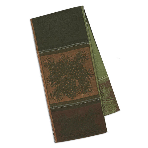 Mountain Pine Jacquard Dishtowel