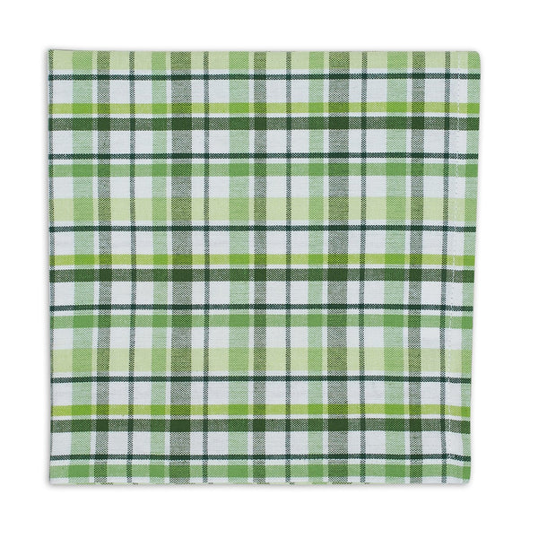 Shamrock Plaid Napkin - DII Design Imports