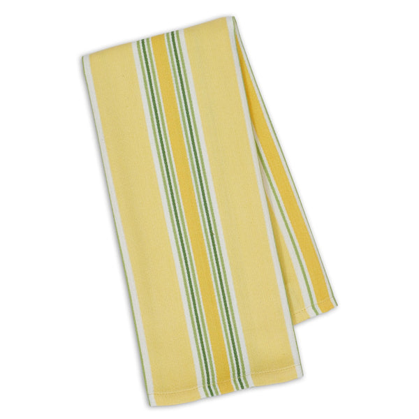 Limoncello Stripe Dishtowel - DII Design Imports