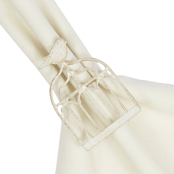 Bird Cage Napkin Ring - DII Design Imports