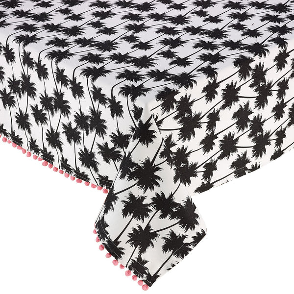 Palm Paradise Printed Tablecloth - DII Design Imports