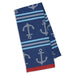 Wholesale Anchor Stripe Jacquard Dishtowel - DII Design Imports