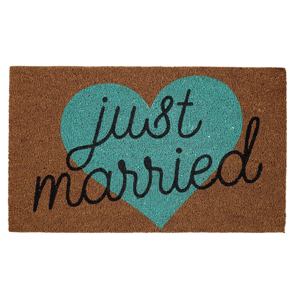 Wholesale Just Married Doormat - DII Design Imports