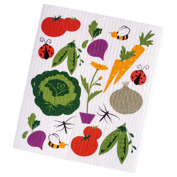 Veggie Swedish Dishcloth - DII Design Imports