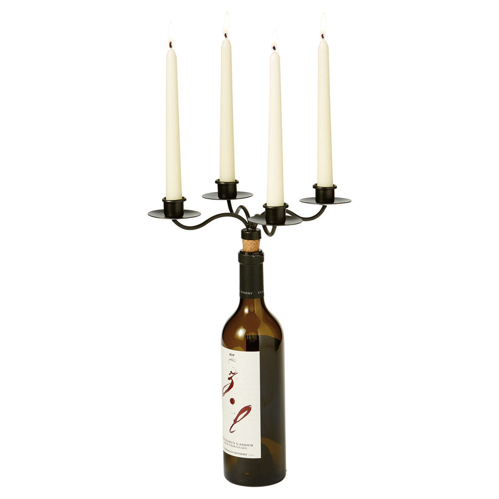 Wholesale Wine Bottle Topper Candle Holder - DII Design Imports