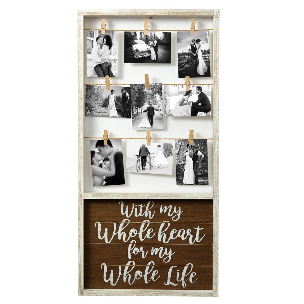 Whole Heart Whole Life Message Board - DII Design Imports